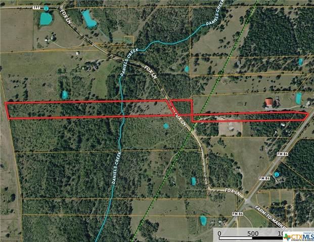 1 Fox Lane, Lockhart, TX 78644 (MLS #455121) :: The Zaplac Group
