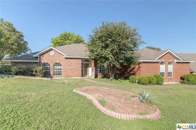 3501 Chisholm Trail, Salado, TX 76571 (MLS #455123) :: The Zaplac Group