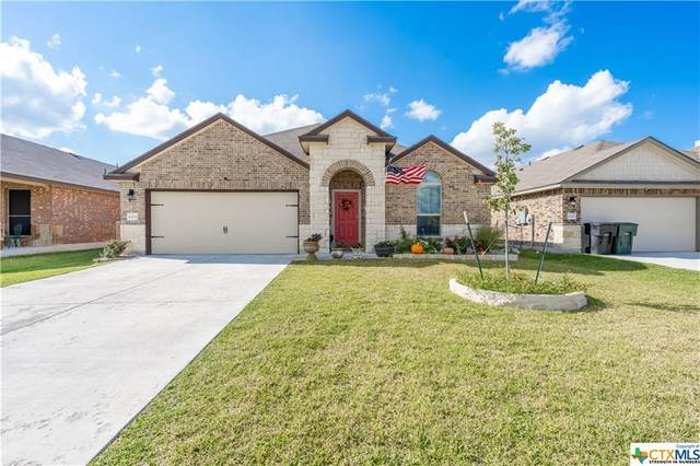 6204 Stonehaven Drive, Temple, TX 76502 (MLS #455131) :: Neal & Neal Team