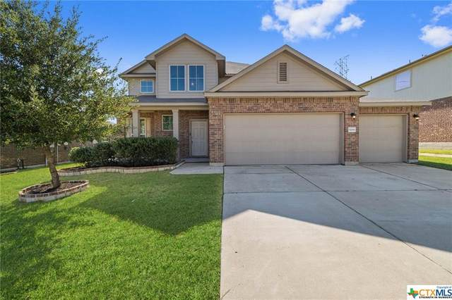 3200 Cricklewood Drive, Killeen, TX 76542 (MLS #455159) :: The Zaplac Group