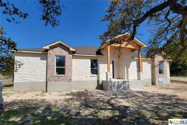8424 Annas Spring Drive, Salado, TX 76571 (MLS #455223) :: RE/MAX Family
