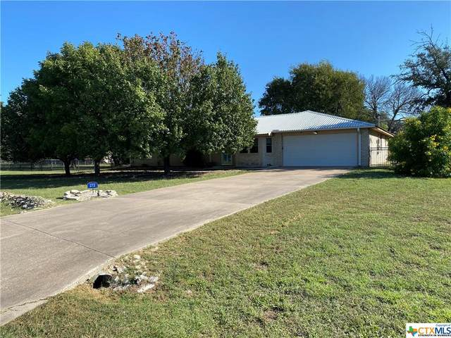 272 County Road 3082, Lampasas, TX 76550 (MLS #455225) :: The Curtis Team