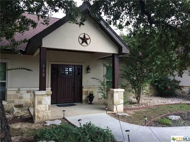 910 La Paloma Drive, Canyon Lake, TX 78133 (MLS #455237) :: Vista Real Estate