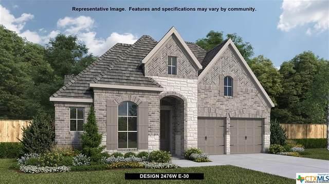 3208 Coral Way, Seguin, TX 78155 (MLS #455239) :: Vista Real Estate
