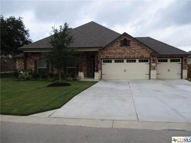 5402 Othello Drive, Belton, TX 76513 (MLS #455255) :: RE/MAX Family