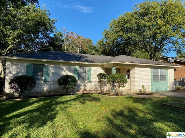 2822 Shady Hill Drive, Temple, TX 76502 (MLS #455292) :: RE/MAX Family