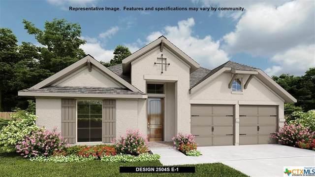 2025 Creekview, Seguin, TX 78155 (MLS #455316) :: Vista Real Estate