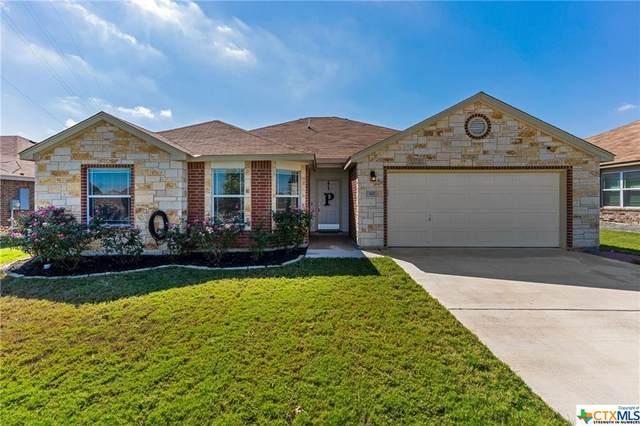 907 Liberty Park Drive, Belton, TX 76513 (MLS #455352) :: RE/MAX Family