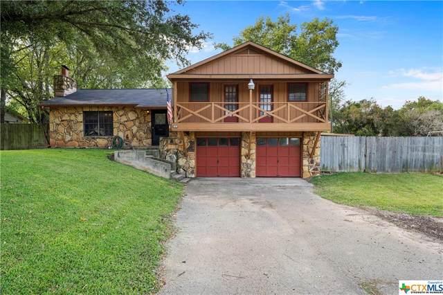 207 Woodland Trail, Belton, TX 76513 (MLS #455359) :: RE/MAX Family