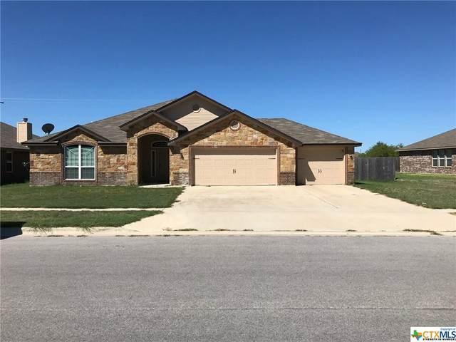 6403 Brushy Creek Drive, Killeen, TX 76549 (MLS #455376) :: RE/MAX Family