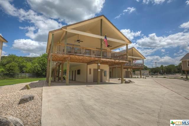 126 River Villas Court #9, New Braunfels, TX 78132 (MLS #455377) :: Vista Real Estate