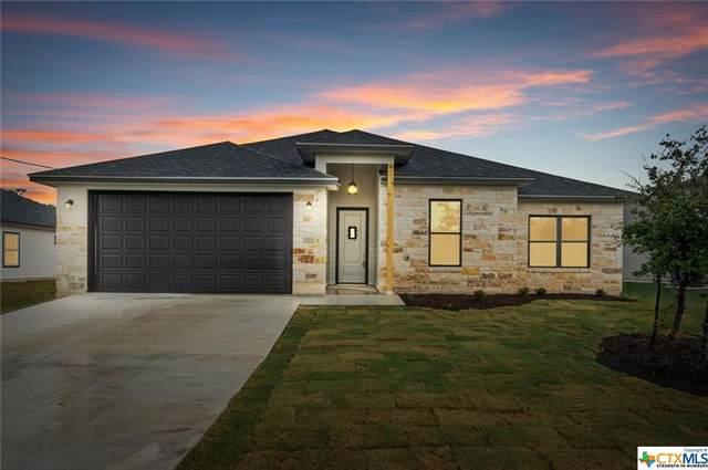 15938 Charlya Drive, Temple, TX 76502 (MLS #455380) :: RE/MAX Family