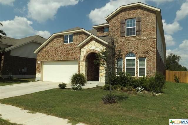 3703 Rusack Drive, Killeen, TX 76542 (MLS #455405) :: Vista Real Estate