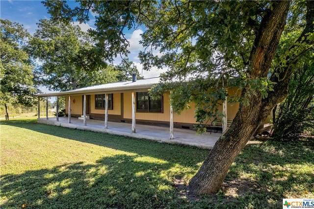 77 County Road 384, Gonzales, TX 78629 (MLS #455427) :: Vista Real Estate