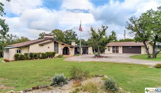776 Fm 1863, New Braunfels, TX 78132 (MLS #455434) :: Vista Real Estate