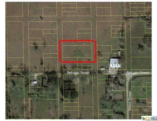 TBD Refugio Street, La Ward, TX 77957 (MLS #455439) :: Vista Real Estate