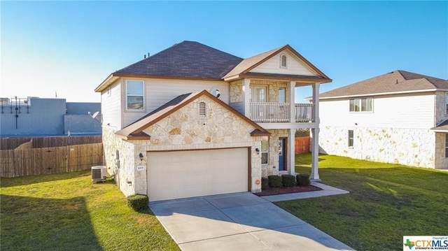 3003 Black Orchid Drive, Killeen, TX 76549 (MLS #455441) :: Vista Real Estate