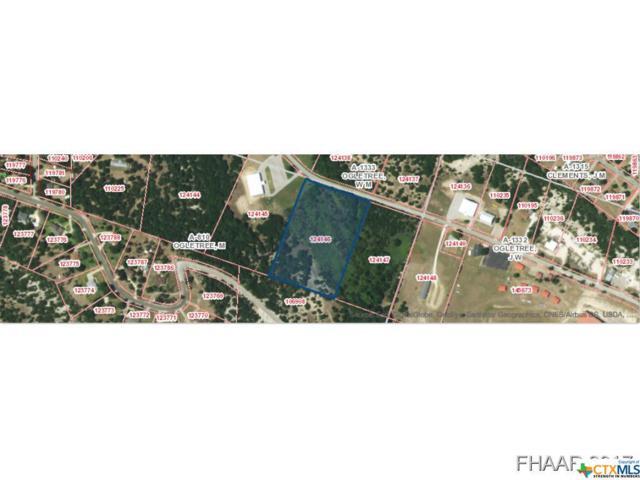 5.92 Acres Pecan Cove Drive, Copperas Cove, TX 76522 (MLS #8218991) :: Magnolia Realty