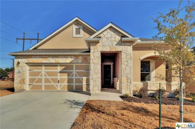 9110 Lonesome Oak Drive, Temple, TX 76502 (MLS #323577) :: Erin Caraway Group