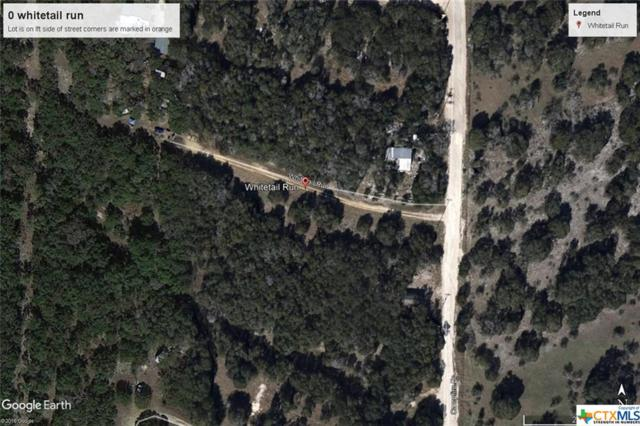 0 Whitetail, Spring Branch, TX 78070 (MLS #335921) :: Magnolia Realty