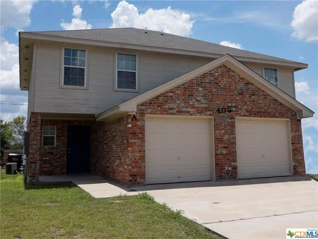 403 W St John, Nolanville, TX 76559 (MLS #337874) :: The i35 Group