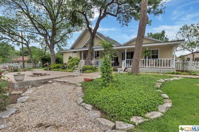 400 W Avenue G, Jarrell, TX 76537 (MLS #339973) :: RE/MAX Land & Homes