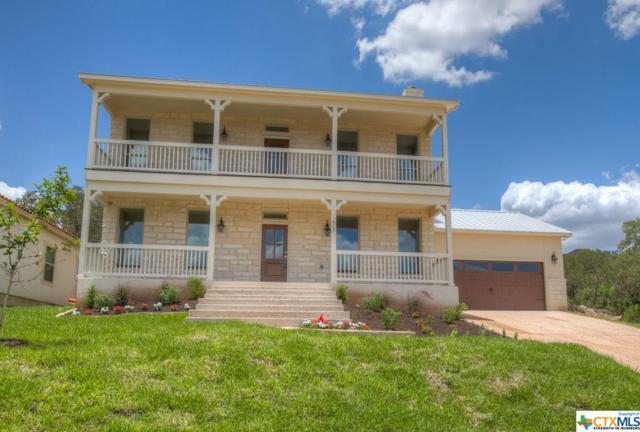 517 Persimmon Trail, New Braunfels, TX 78130 (MLS #347370) :: Magnolia Realty