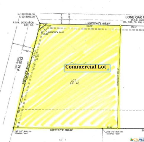 Lot 1 Lone Oak, New Braunfels, TX 78132 (MLS #348863) :: Magnolia Realty