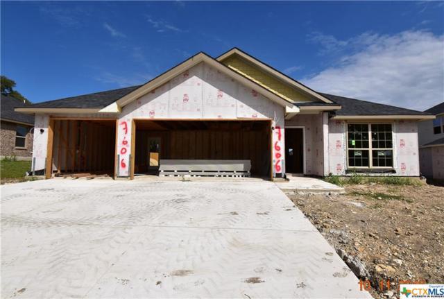 7606 Melanite Drive, Killeen, TX 76542 (MLS #349088) :: The Suzanne Kuntz Real Estate Team