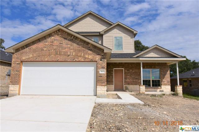 7602 Melanite Drive, Killeen, TX 76542 (MLS #350367) :: The Suzanne Kuntz Real Estate Team