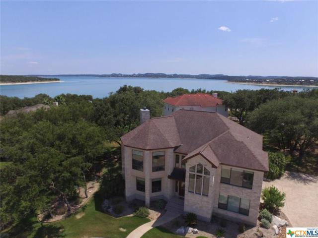 1185 Kings Point Drive, Canyon Lake, TX 78133 (MLS #357630) :: Magnolia Realty
