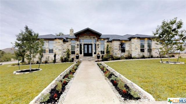 1007 Bella Vita Drive, Nolanville, TX 76559 (MLS #360107) :: Vista Real Estate