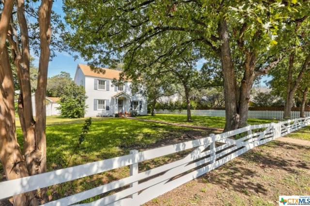 202 East 13Th Avenue, Belton, TX 76513 (MLS #361436) :: Vista Real Estate