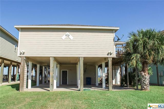 313 S Washington, Port O'Connor, TX 77982 (MLS #362066) :: RE/MAX Land & Homes