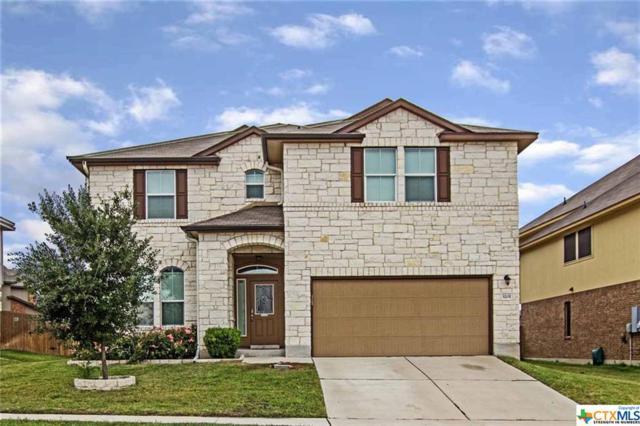 3201 Cricklewood, Killeen, TX 76542 (MLS #363000) :: The Suzanne Kuntz Real Estate Team