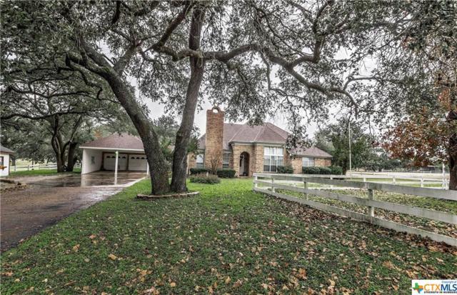 182 Gilbert Mueller Ln, Yoakum, TX 77995 (MLS #364785) :: RE/MAX Land & Homes
