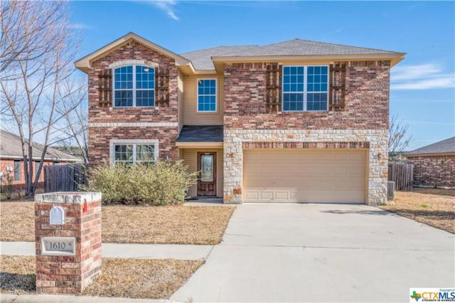 1610 Walker Place Boulevard, Copperas Cove, TX 76522 (MLS #364802) :: Erin Caraway Group