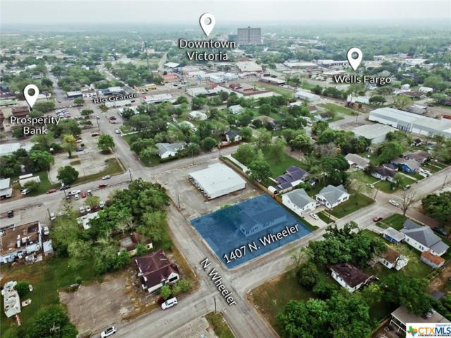 1407 N Wheeler, Victoria, TX 77901 (MLS #364945) :: The i35 Group