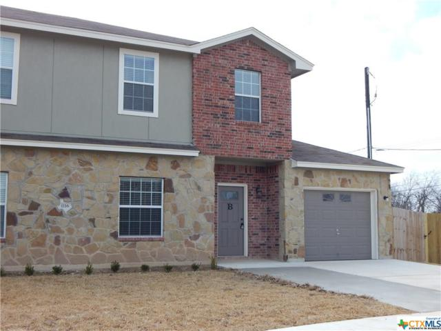 1116 Grace Point A&B, Killeen, TX 76549 (#370127) :: 12 Points Group