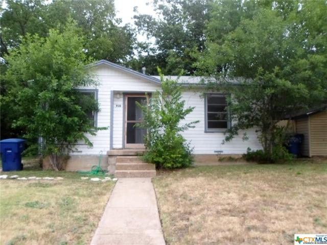 910 Morris, Copperas Cove, TX 76522 (MLS #373327) :: The Graham Team