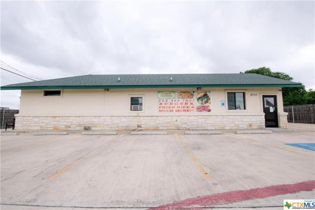 4310 Zephyr Road, Killeen, TX 76543 (MLS #374451) :: The Graham Team