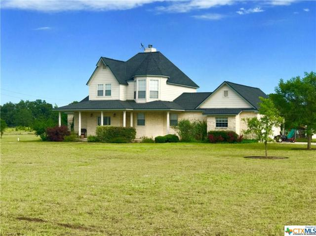 913 County Road 220, Florence, TX 76527 (MLS #378721) :: The Graham Team