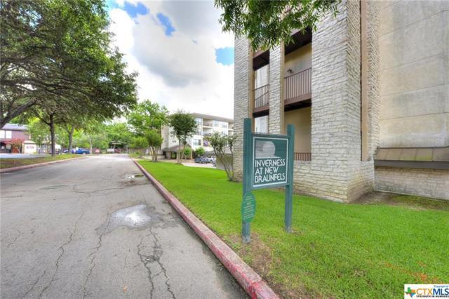 401 W Lincoln Street A303, New Braunfels, TX 78130 (MLS #380164) :: The Graham Team