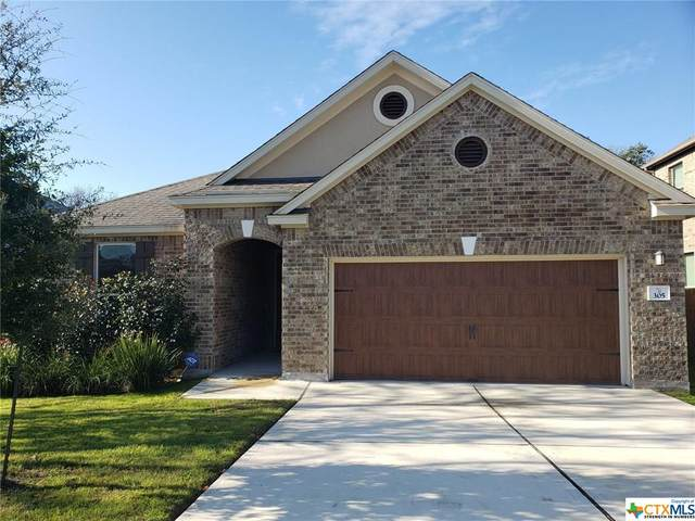 305 Sky Springs Pass, San Marcos, TX 78666 (#380728) :: All City Real Estate