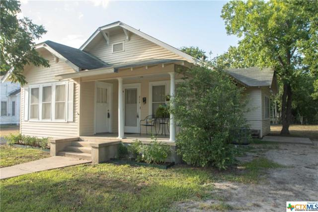 614 E Courthouse Street, Cuero, TX 77954 (MLS #381000) :: Marilyn Joyce | All City Real Estate Ltd.
