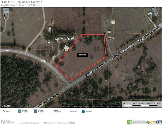 000 Fm 2237 @ Fm 609, Flatonia, TX 78949 (MLS #381251) :: The Real Estate Home Team