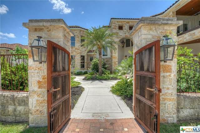 1508 Ensenada Drive, Canyon Lake, TX 78133 (MLS #382944) :: Kopecky Group at RE/MAX Land & Homes