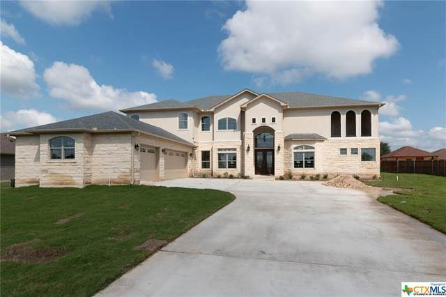 1122 Mescalero Trail, Belton, TX 76513 (MLS #384013) :: Kopecky Group at RE/MAX Land & Homes