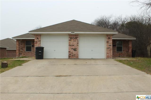 605 Gilmer Street, Killeen, TX 76541 (MLS #384744) :: The Graham Team