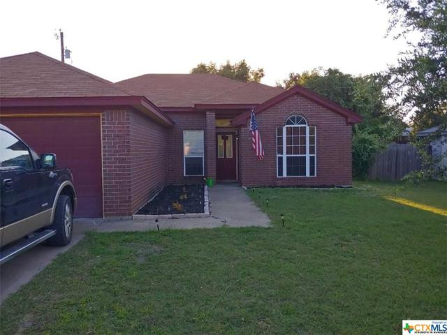303 Rodeo Circle, Copperas Cove, TX 76522 (MLS #384836) :: The Real Estate Home Team